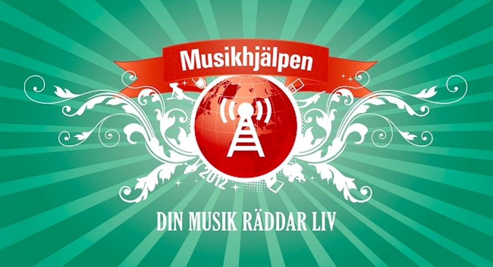 Stöd Musikhjälpen via supporterklubben!