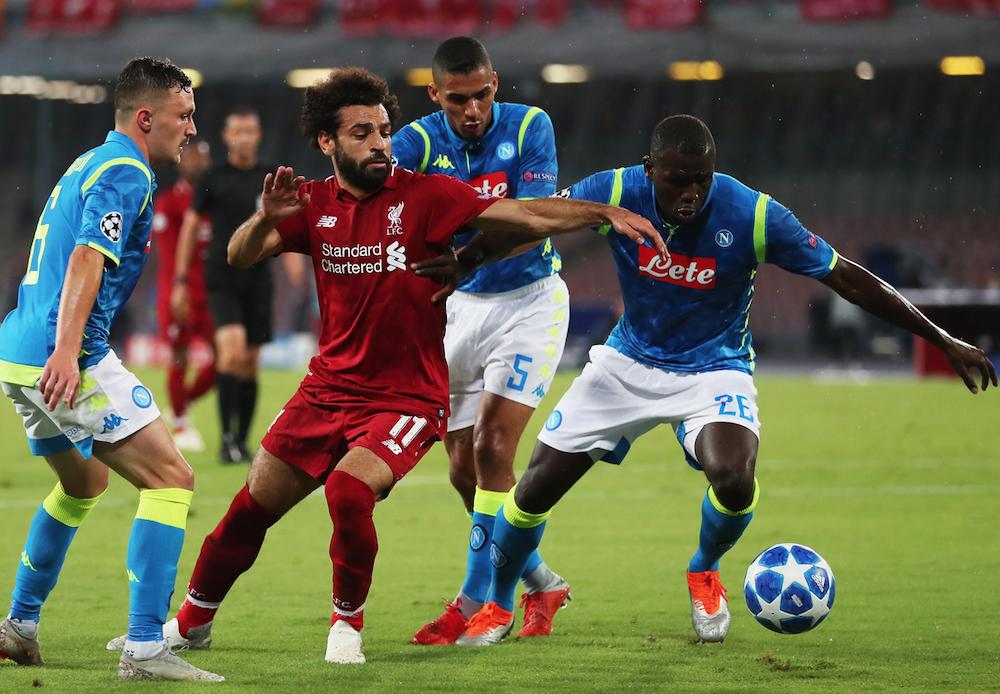 Vilka ska starta mot Napoli?