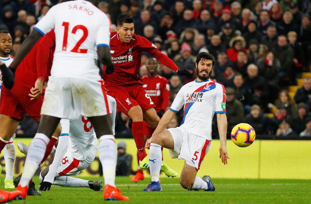 Video: 1000 PL-mål på Anfield