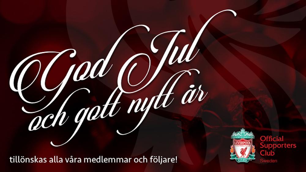 God Röd Jul!
