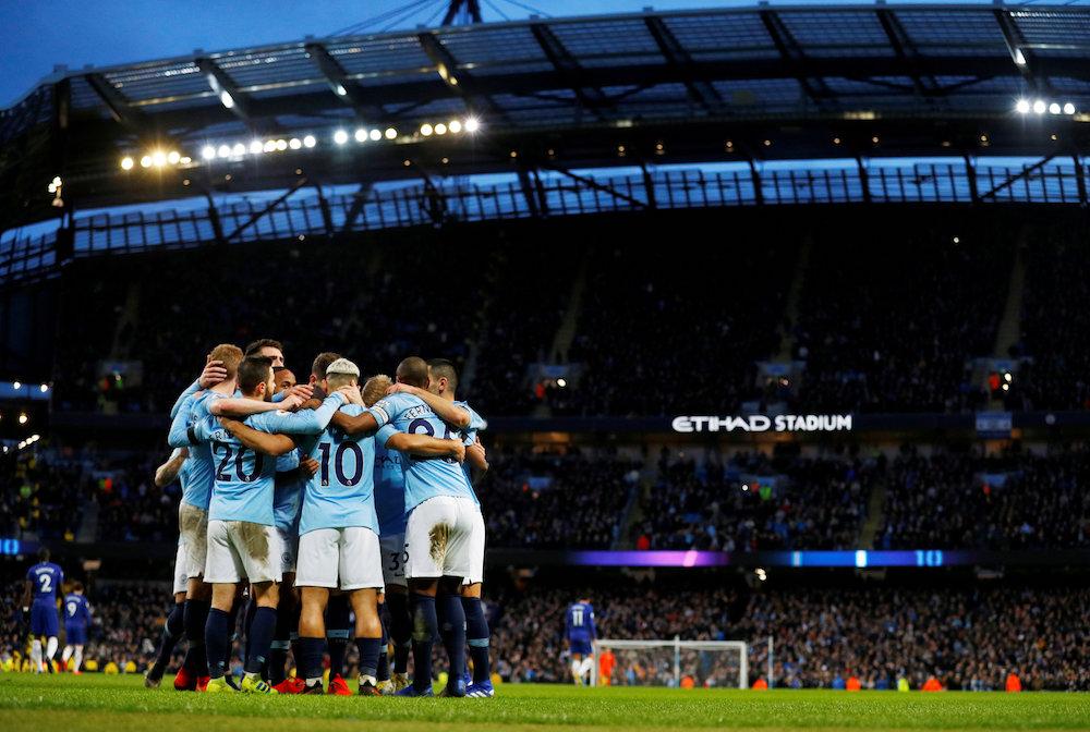 Man City Mot Chelsea: City Förnedrade Chelsea