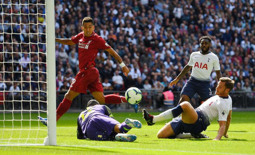 Åtta raka utan förlust mot Spurs