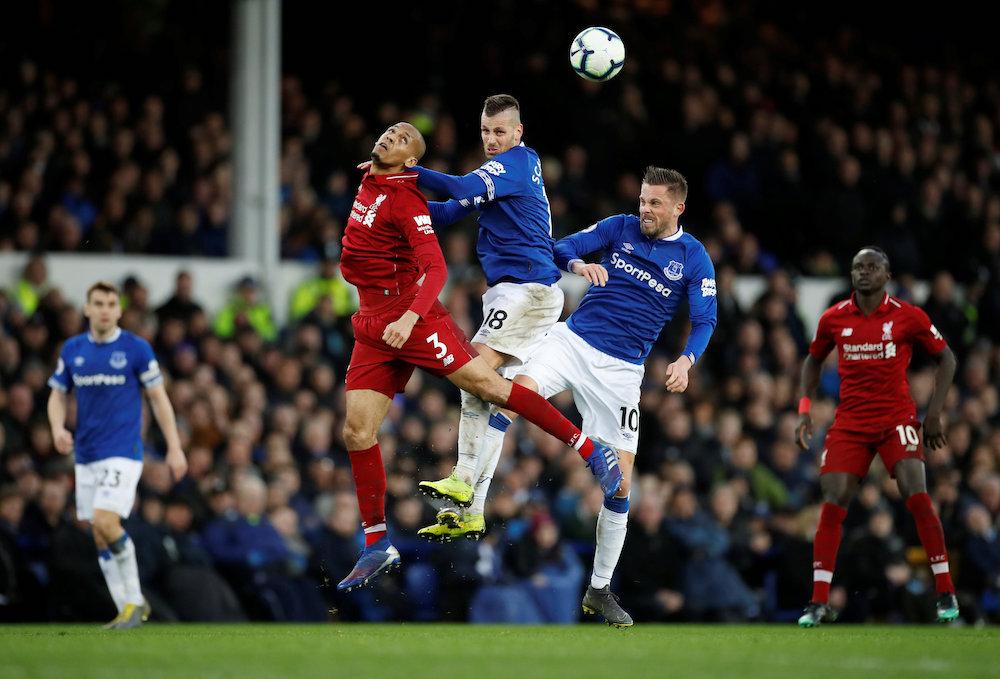 Vem var bäst mot Everton?
