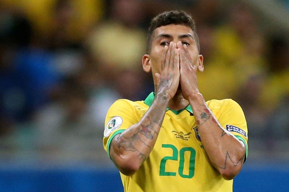 Kryss för Brasilien