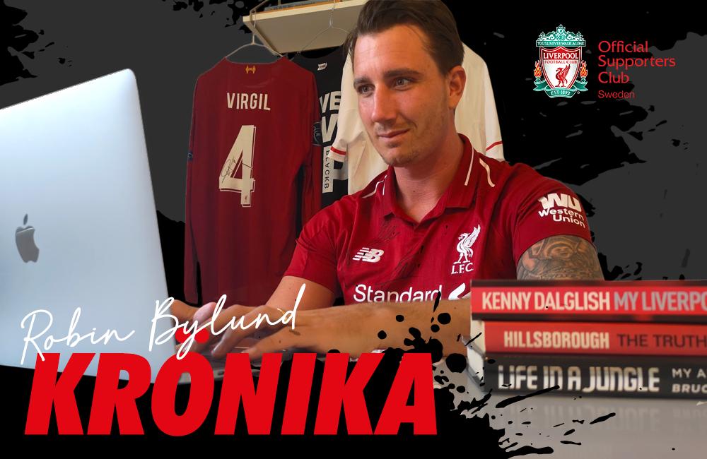 – Vårt Liverpool var tillbaka