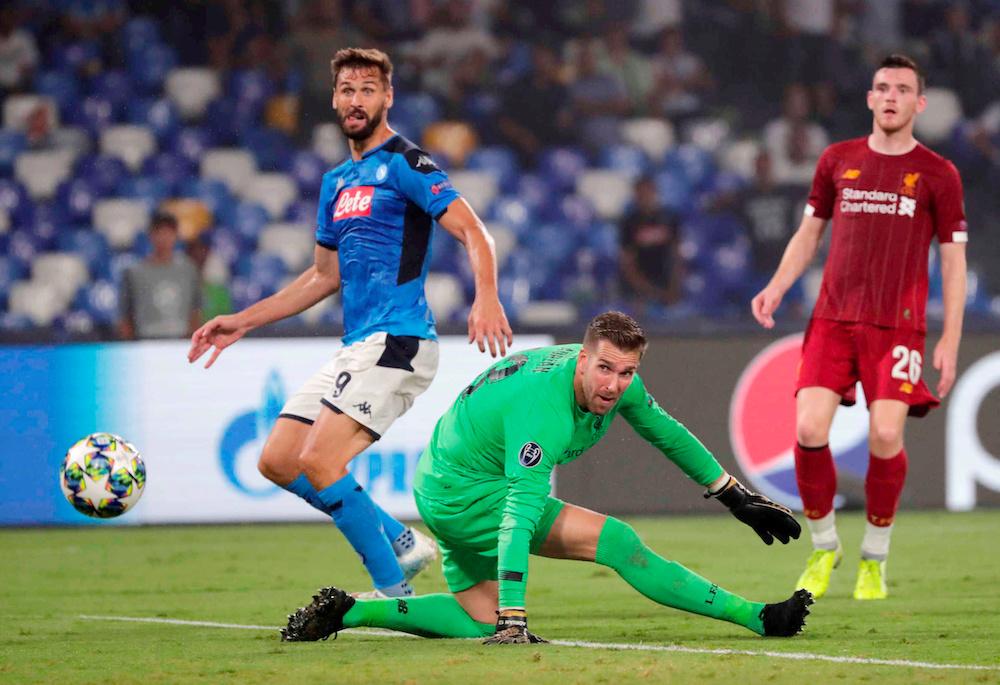 Spelarbörsen: Vem var bäst mot Napoli?
