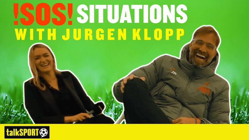 Video: Klopp löser nödsituationer