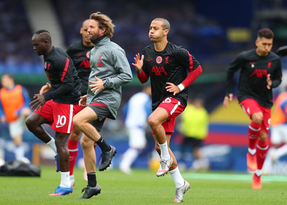 Thiago närmar sig spel igen