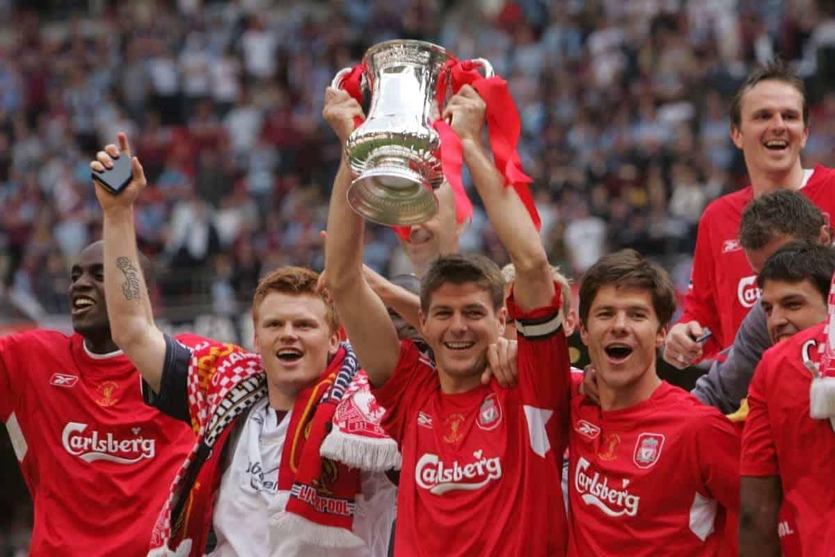 Snart 15 år sedan FA-cuptriumfen