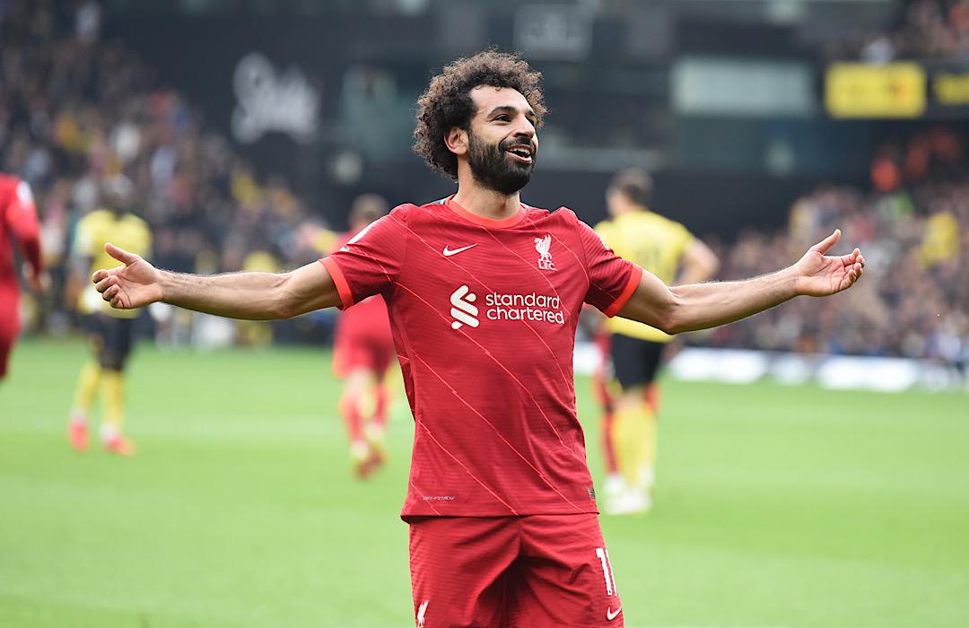 – Vi är Liverpool, titlar är ett måste