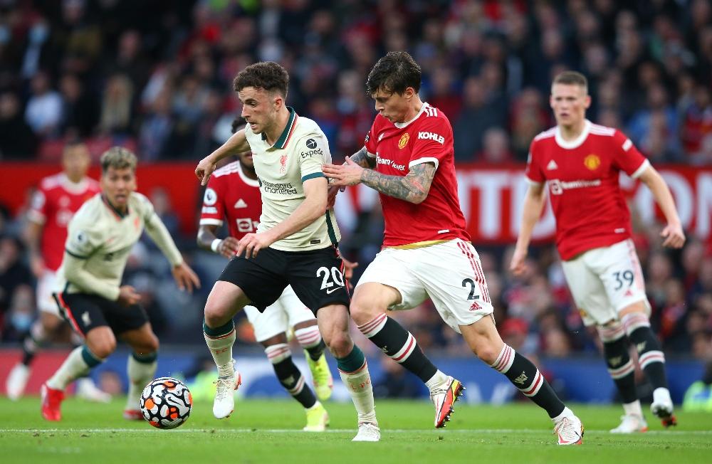Tävlingen Man Utd - Liverpool rättad