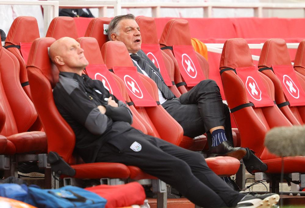 West Brom åker ur Premier League