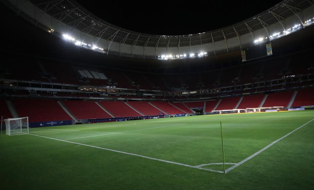 Fortsatt stora problem för Copa America