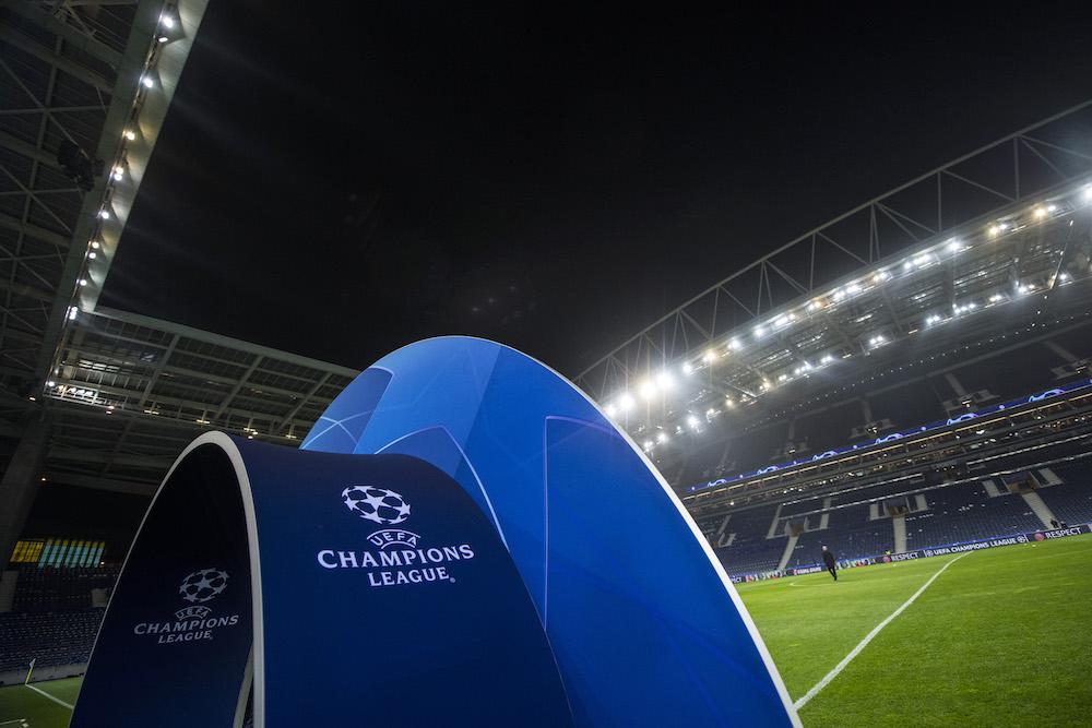 Laget mot Porto!
