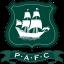 Plymouth klubbmärke