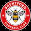 Brentford klubbmärke